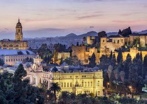 Køb feriebolig Malaga centrum