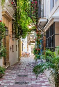 Køb hus Marbella gamle bydel