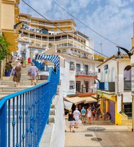 Lejlighed Torremolinos ved Calle San Miguel