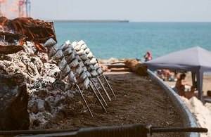 lejlighed fuengirola køb og spis frisk grillede fisk
