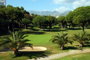 Lejlighed Mijas ved golfbane